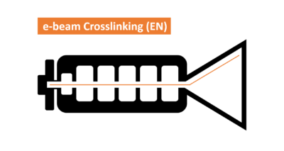 e-beam crosslinking training
