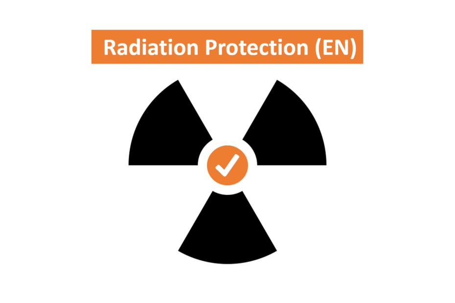 Radiation protection online training